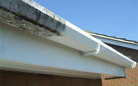 Soffit & Fascia Cleaning Basildon